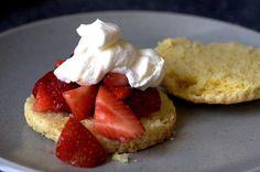 strawberry shortcakes | smittenkitchen.com