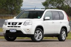 nissan x trail - Chris
