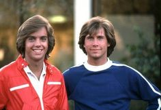 Hardy Boys Mysteries.  I was so in love with Shaun Cassidy <3  He's the one in red if anybody doesn't know