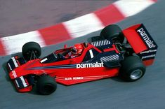 Niki Lauda, Brabham BT46 Alfa Romeo, Monaco Grand Prix, 1978.
