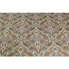 DEC7-7 Beige Royalcrest Fabric
