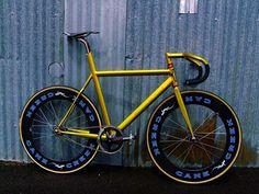 Winter Bicycles Speed Metal