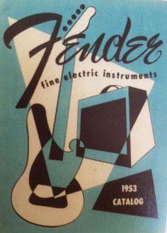 Fender brochure