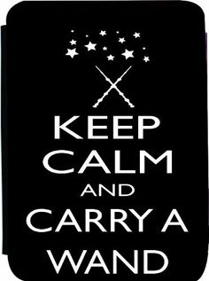 Rikki KnightTM Keep Calm and Carry a Wand - Black Color Kindle® FireTM Notebook Case Black Faux Leather - Unisex (Not for Kindle Fire HD) by Rikki Knight. $48.99. The Kindle® FireTM Notebook Case made out of Black Faux Leather is the perfect accessory to protect your Kindle® FireTM in Style providing the ultimate protection your Kindle® FireTM needs The image is vibrant and professionally printed - The Kindle® FireTM Case is truly the perfect gift for yourself or your...