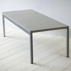 Betongbord Forsberg Form - Kjøp møbler online på ROOM21.no