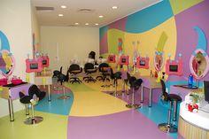 Salon Styling - Child friendly!