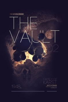 Family of Karst by Aldo Pulella, via Behance