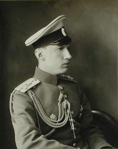 Pr. Ioann Konstantanovich - killed by Bolsheviks at Alapayevsk
