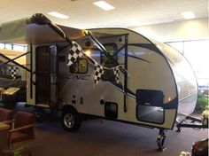 Check out this 2016 Venture Rv Sonic 150 VRK Sonic Lite By Venture listing in Warren, MI 48092 on RVtrader.com. It is a Travel Trailer and is for sale at $14995.