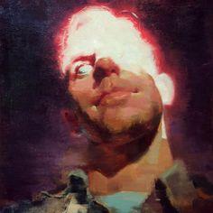 Artist Decoded: Alex Beck with The Balance Between Art & Life — Still Mind, an artist's guide. Painting Inspiration, Art Inspo, Wal Art, Drawn Art, Arte Obscura, Illustration Art, Illustrations, Guache, Arte Horror