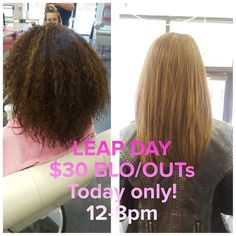 It's Leap Year Day and we're feeling froggy! $30 BLO/OUTs today 12-8pm only!  #bloout #blowdrybar #blowdry #blowout #longhair #hairgram #hairfashion #hairpost #phillyhair #phillyhairstylist #phillysalon #fb #twitter #LeapYear