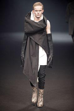 Paris Fashion Week | Rick Owens Fall 2010