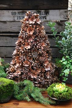 Christmas Trends, Christmas Deco, Christmas Time, Christmas Crafts, Xmas, Christmas Flowers, Holidays And Events, Decoration, Handicraft