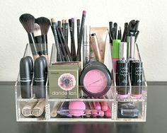 Arya Cosmetic/Makeup Organizer Storage Modular Tray
