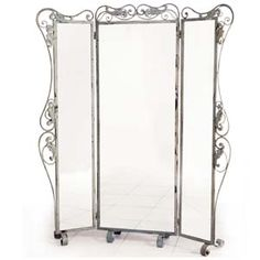 Corsican Furniture Company | www.corsican.com- Three way mirror