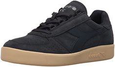 Diadora BElite Suede Women's Skateboarding Shoesing Shoe Navy Tuareg 95 M US * Check out this great product.(This is an Amazon affiliate link and I receive a commission for the sales)