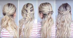 Ιδέες για τα μαλλιά σου για το βράδυ της Ανάστασης: Δες πώς θα κάνεις 4 τέλεια χτενίσματα!