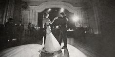PHOTOGRAPHY: XERO DIGITAL Bride and Groom Dancing at the Capitol Event Theater Toronto