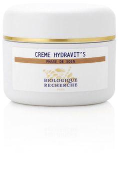 9 Moisturizers ELLE Editors Swear By  - Super Luxurious - Biologique Recherche Paris crème hydravit's Phase de Soin $90