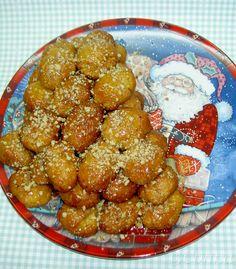 Greek Desserts, Greek Recipes, Greek Christmas, Christmas Time, Xmas Food, Pretzel Bites, Christmas Cookies, Sweets, Cooking