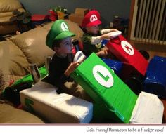 The best way to play Mario Kart