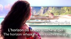 How far I'll go (French) Subs + Trans