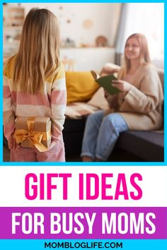 Supermom's need some extra love! Our 14 favorite gifts to give busy moms. From self care gifts to personalized gifts only you can share. #giftguidemom #giftmom #giftsformomideas #buyingformoms Gifts For Mom, Great Gifts, Getting Ready For Baby, Postpartum Recovery, Super Mom, Mom Blogs, Time Management, New Moms, Baby Names