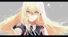 Manga Girl, Chica Anime Manga, Anime Art Girl, Kawaii Anime, Cute Characters, Anime Characters, Character Art, Character Design, Akame Ga