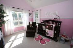 Pink Nursery ~ love!