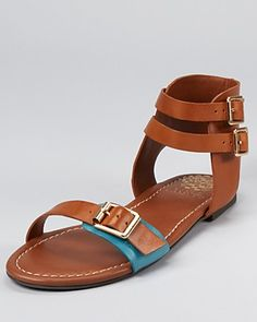 VINCE CAMUTO Sandals - Mirando Ankle Strap | Bloomingdale's
