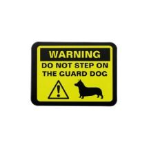 Ohh I need this! Both of my guard dogs are tripping hazards!