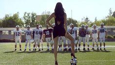 "Supermodel Adriana Lima Uses Her Heels to Settle ""Football vs Futbol"": Kia Ad [Video]"