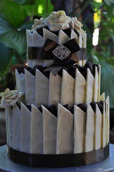 inspirational   Jo's 50th birthday cake by bronte.cakes (Bron), via Flickr
