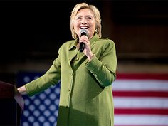 Hillary Clinton and the 'Silent Minute'