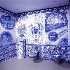 Sheboygan Men's Room - John Michael Kohler Arts Center