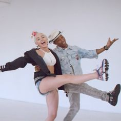 Pharrell - 'Come Get It Bae' ft. Miley Cyrus