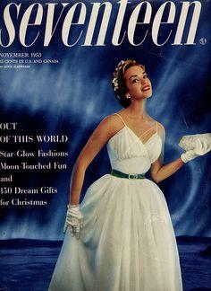 Seventeen magazine, 1953