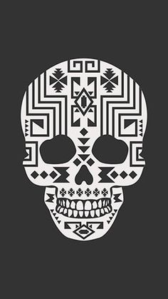 Cool Skull...