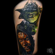 Magazine - Top 25 des tatouages Star wars - Allotattoo