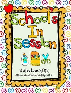 This packet has over 100 pages of Back to School fun!  Perfect for Pre-K, Kindergarten and great review for 1st graders.  I've included basic skill...