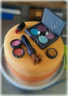 Tarta Maquillaje ^_^