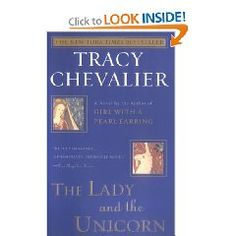 Chevalier writes fictitious stories about real historical people or artwork. This one is about the creation of a series of medieval unicorn tapestries, and the people involved in creating them. It only sounds like a snoozer. If you like historical fiction, you will probably like it. I did.