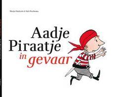 Aadje piraatje in gevaar - digitaal Gesproken boek, ideaal voor het vergroten van de taalvaardigheid!