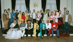 Llamosas recibió a delegaciones internacionales que participarán del 6° Festival…