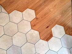 Top 70 Best Tile To Wood Floor Transition Ideas – Flooring Designs Home Design Ideas Tile To Wood Floor Transition Wood Tile Floors, Slate Flooring, Kitchen Flooring, Hardwood Floors, Kitchen Tile, Kitchen Soffit, Wood Floor Kitchen, Home Design, Floor Design