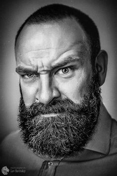 Portrait Photography by Lev Savitskiy