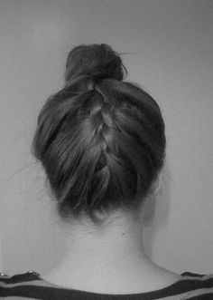 hair plait Plaits Hairstyles, Hair Inspiration, Hair Ideas, Braids, Hair Color, Colour, Hair Styles, Pretty, Hairstyle