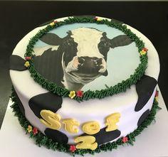 Koeien taart, december 2017