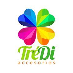 Logotipo Tredi Acceosrios. Diseño y Arte