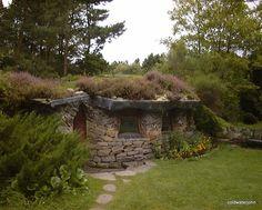 Casa in stile Hobbit n.7